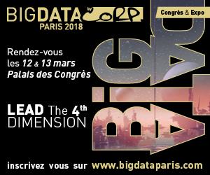 Big Data Paris 2018 : Lead the 4th dimension